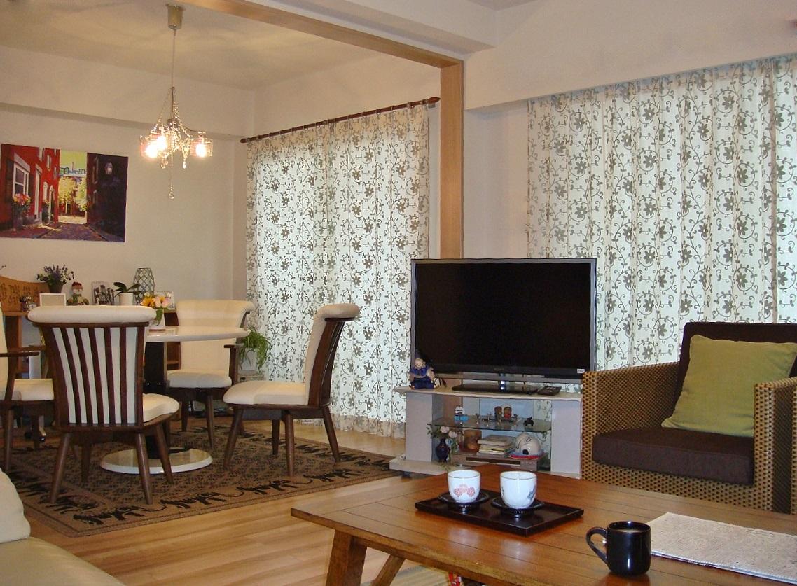 sale retailer 6169c be37d 和室を洋室に変えるリフォーム」と、英国製・「刺繍ファブリック ...