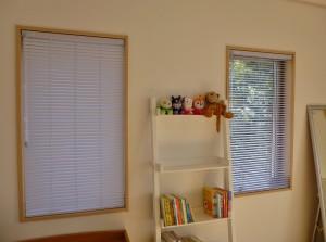 子供部屋 パーフェクトシルキー 施工イメージ