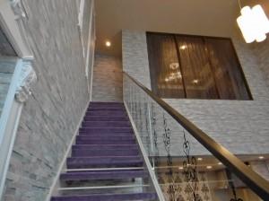 マンション 階段 カーペット