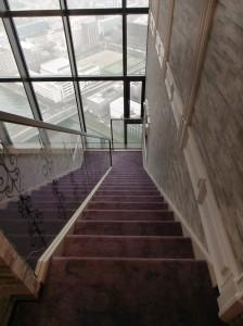 階段 カーペット
