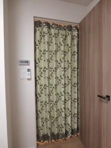 マンション 廊下 ドア 空調対策
