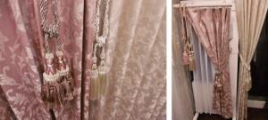 「メープル」IH245(05) カーテン