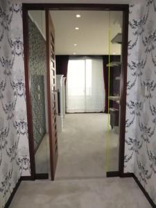 マンション,廊下,オーダーカーペット