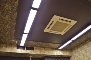 ウィリアム・モリス 壁紙 天井