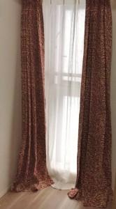 ウィローボゥ Willow Boughs 織物 カーテン 230288