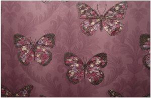 蝶柄 壁紙