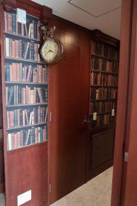 図書館風 壁紙
