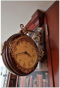 廊下 時計
