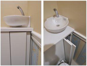 TOTO・レストパルF I型 手洗い器