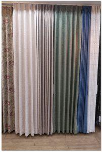 川島織物セルコン エイコーン 展示