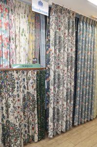 川島織物セルコン ケルムスコットツリー FF1001 カーテン