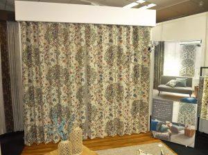 川島織物セルコン ケルムスコットツリー
