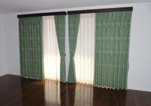 川島織物セルコン ジャスミン FF1039  カーテン