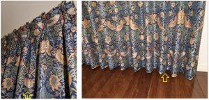 filo標準縫製 巾継ぎ 位置