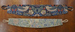 川島織物セルコン いちご泥棒 タッセル