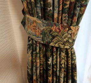 ゴブラン織り カーテン 魅力