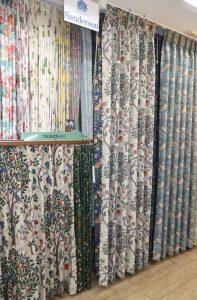 ケルムスコットツリー 川島織物セルコン FF1001 カーテン 取扱店