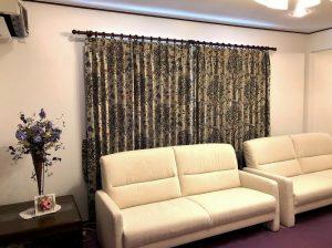 ケルムスコットツリー 川島織物セルコン FF1001 カーテン