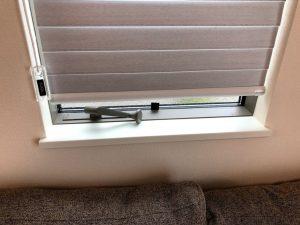 たてすべり窓 オペレーターハンドル ロールスクリーン