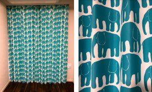 フィンレイソン Elefantt カーテン