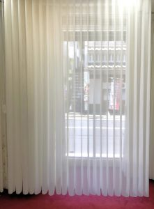 バーチカルシェード Suave スアベ 展示品 東京 神奈川
