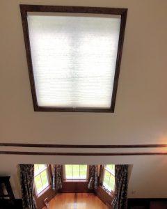 高所 吹抜窓 熱い 対策
