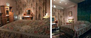 ケルムスコットツリー 寝室