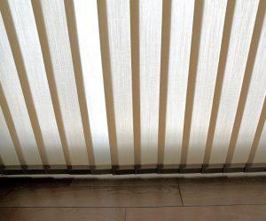クリエーションバウマン  バーチカルブラインド 127mm 遮光性