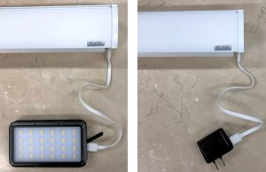 調光ロールスクリーン FUGA 充電式 電動タイプ