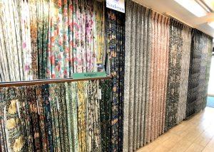 川島織物セルコン ウィリアムモリス カーテン 取扱店 価格 東京 神奈川
