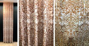 ブラザーラビット FF1503 ウィリアムモリス カーテン 川島織物セルコン 価格 取扱店