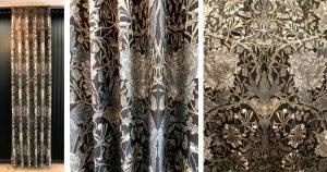 ハニーサクル&チューリップⅡ FF1502 カーテン 価格 川島織物セルコン