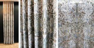 ハニーサクル&チューリップⅡ FF1501 カーテン 価格 川島織物セルコン ウィリアムモリス