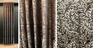 FF1507 ウィローボウBL 遮光カーテン 価格 川島織物セルコン ウィリアムモリス