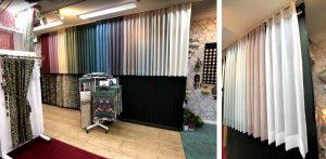リリカラ Heritage Colours ヘリテージ カラーズ カーテン レース 展示 取扱店