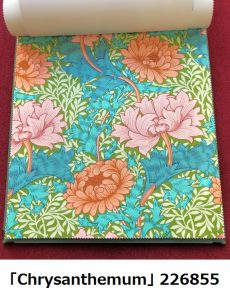 Chrysanthemum 226855 ウィリアムモリス ファブリック