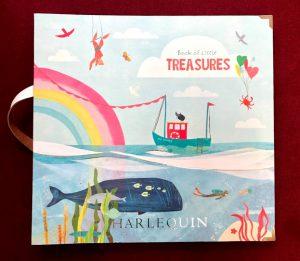 HARLEQUIN ハーレクイン キッズ カタログ BOOK OF LITTLE TREASURES
